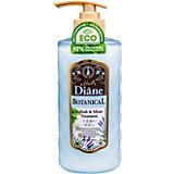 Бальзам-кондиционер Moist Diane Botanical Refresh Питание, 480 мл