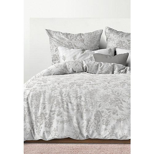 """Комплект постельного белья Унисон """"Ирландское кружево"""", 1,5-спальное - разноцветный"""