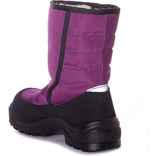 Утепленные сапоги Skandia - фиолетовый от Skandia