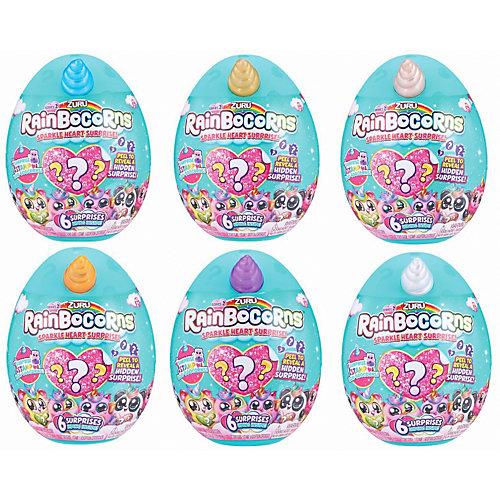 Игрушка-сюрприз в яйце 1Toy Zuru RainBocoRns, с аксессуарами от 1Toy