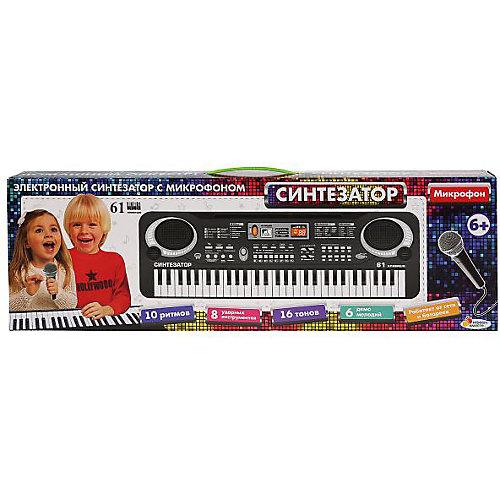 Электронный синтезатор Играем вместе от Играем вместе