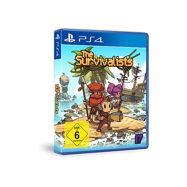 PS4 The Survivalists