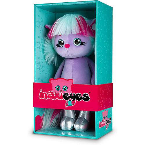 "Мягкая игрушка Maxi Eyes ""Кошечка Лилу"", 22 см от Maxitoys"