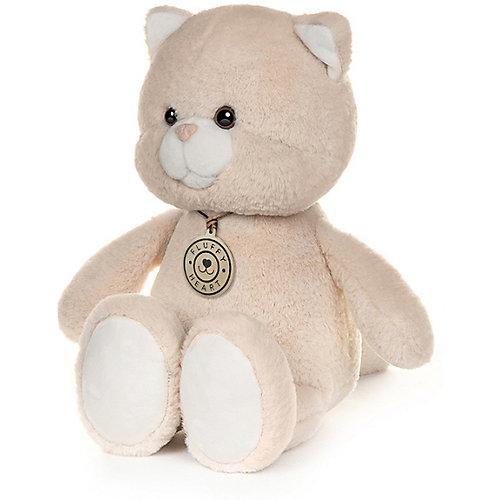 """Мягкая игрушка Fluffy Heart """"Котенок"""" 25 см от Maxitoys"""