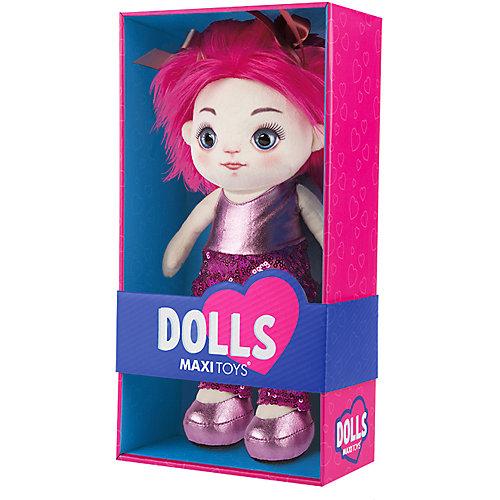 "Мягкая игрушка Maxitoys Dolls ""Кукла Вероника"" 35 см от Maxitoys"