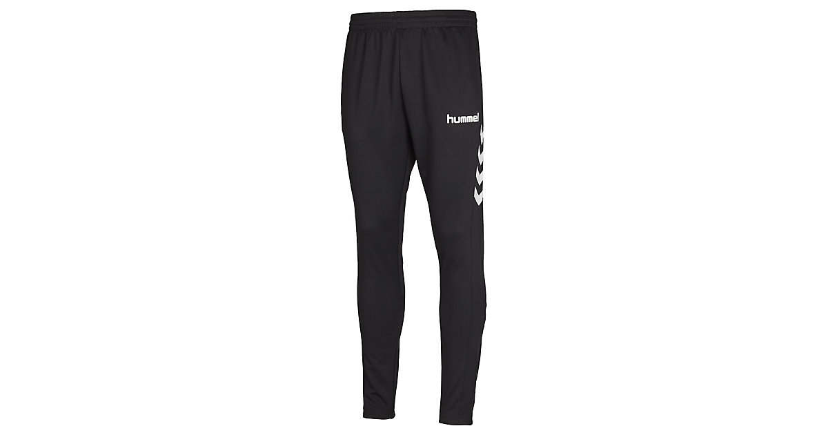 CORE FOOTBALL PANT Trainingshosen  schwarz Gr. 128 Jungen Kinder