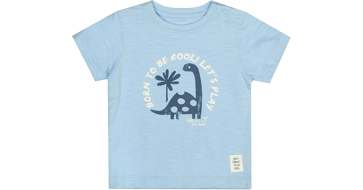 Baby T-Shirt  dunkelblau Gr. 80 Jungen Kinder