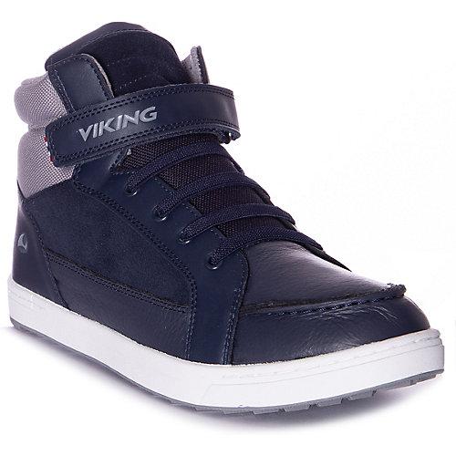 Кеды Viking Moss Mid - синий от VIKING