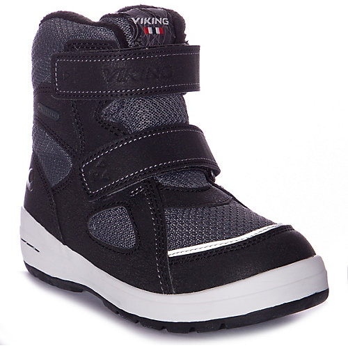 Утеплённые ботинки Viking - черный от VIKING