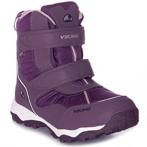 Утеплённые ботинки Viking Beito II - фиолетовый от VIKING