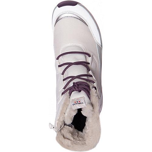 Утеплённые ботинки Viking Solli R GTX Jr - серый от VIKING