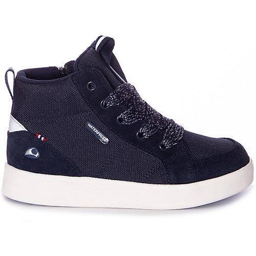 Ботинки Viking Smile Mid WP - синий от VIKING