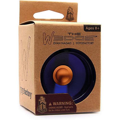 Йо-йо YoYoFactory Wedge, 5,7х4,7 см