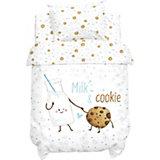 Комплект постельного белья Крошка Я Milk&Cookie