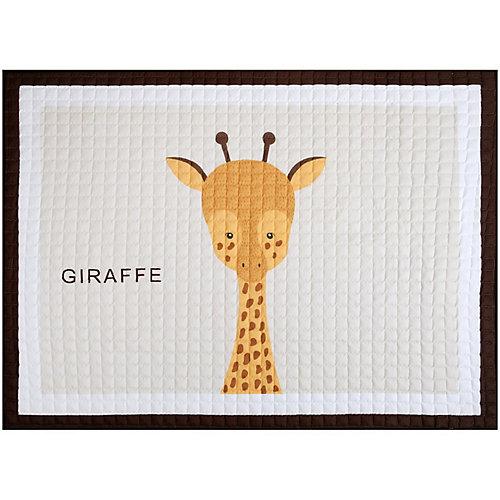 "Коврик Крошка Я ""Жираф"", 145х195 см - серый от Крошка Я"