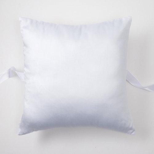 "Подушка Крошка Я ""Мишка"" 35х35 см - белый от Крошка Я"