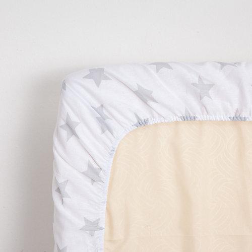 Комплект постельного белья Крошка Я Super hero - белый