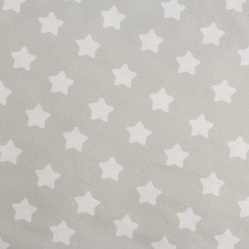 Комплект постельного белья Крошка Я Little star - белый