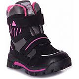 Утепленные ботинки Kenka