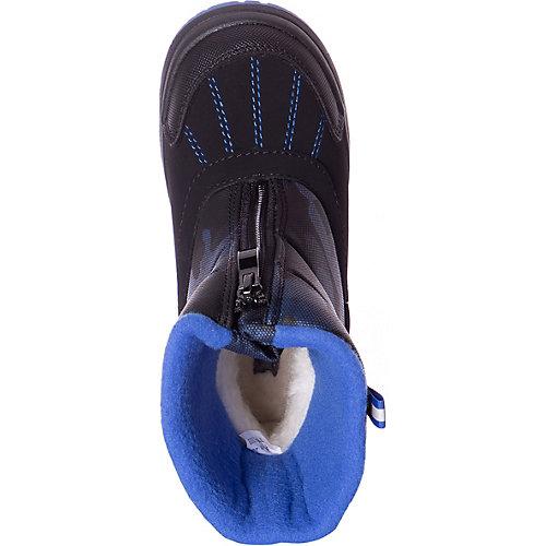 Утепленные сапоги Kenka - синий от Kenka