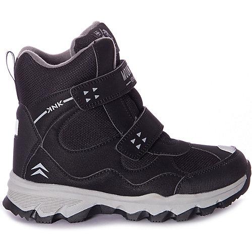 Утепленные ботинки Kenka - черный от Kenka