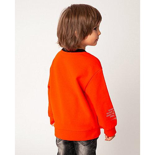 Свитшот Gulliver - оранжевый от Gulliver