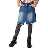 Джинсовая юбка Gulliver