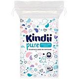 CLEANIC диски гигиенические для детей и подростков Kindii 60шт