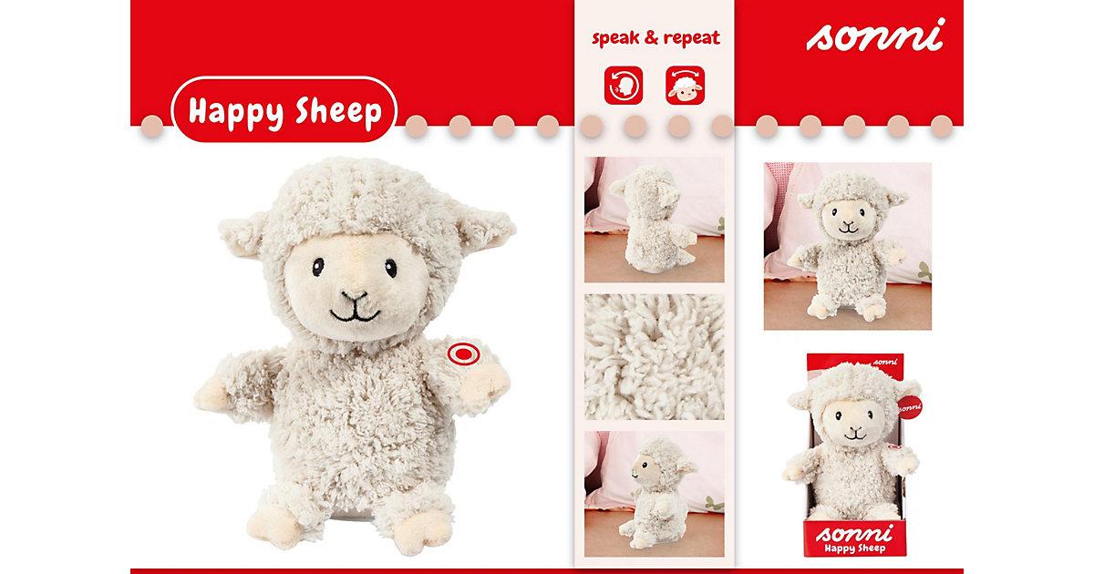 Happy Schaf weiß