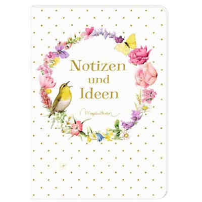 Notizen und Ideen, Notizhefte DIN A6