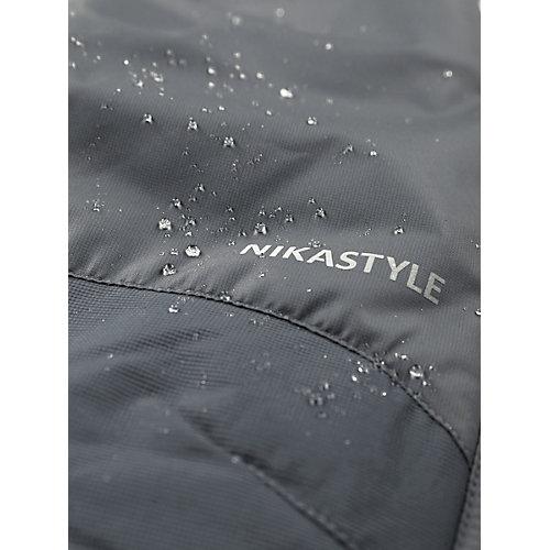 Полукомбинезон Nikastyle - серый