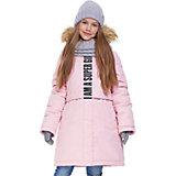 Утеплённая куртка Nikastyle
