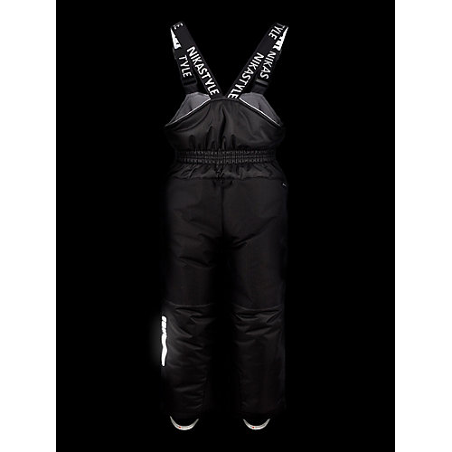 Полукомбинезон Nikastyle - черный
