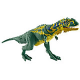 """Фигурка динозавра Jurrasic World Primal Attack """"Рычащие динозавры"""" Майюнгазавр"""