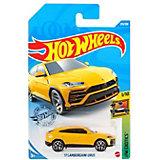 Базовая машинка Hot Wheels 17 Lamborghini Urus