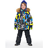 Комплект Nikastyle: куртка и полукомбинезон