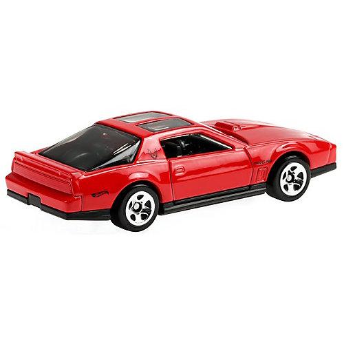 Базовая машинка Hot Wheels 84 Pontiac Firebird от Mattel