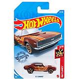 Базовая машинка Hot Wheels 67 Camaro