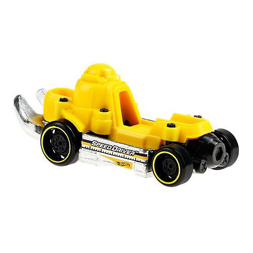 Базовая машинка Hot Wheels Speed Driver от Mattel