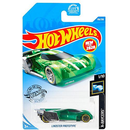 Базовая машинка Hot Wheels Lindster Prototype от Mattel