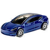 Базовая машинка Hot Wheels Tesla Model 3