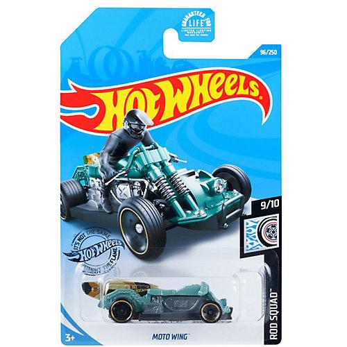 Базовая машинка Hot Wheels Moto Wing от Mattel