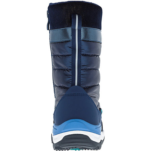 Утепленные сапоги Kakadu - синий от KAKADU