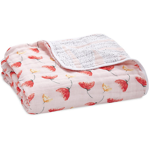 Одеяло из муслинового хлопка Aden Anais Picked for you 120х120 см от aden+anais
