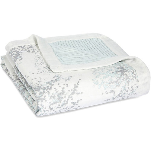 Одеяло из бамбука Aden Anais Skylight birch 120х120 см от aden+anais