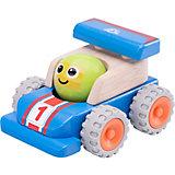 Гоночная машина с улыбкой Wonderworld Miniworld