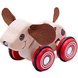 Деревянная игрушка на колесах Wonderworld Щенок