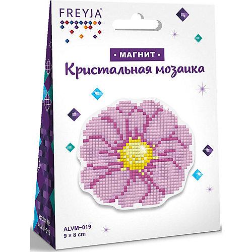 """Алмазная мозаика-магнит Фрея """"Цветочек"""", 8х9 см от Фрея"""