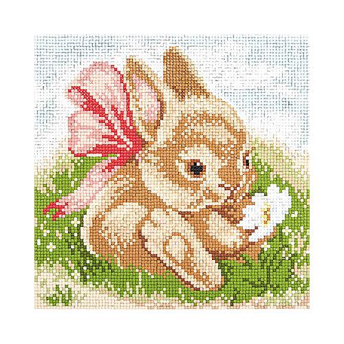"""Алмазная мозаика Фрея """"Кролик"""", 21х21 см от Фрея"""