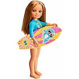 Кукла Famosa День сёрфинга Нэнси, 42 см